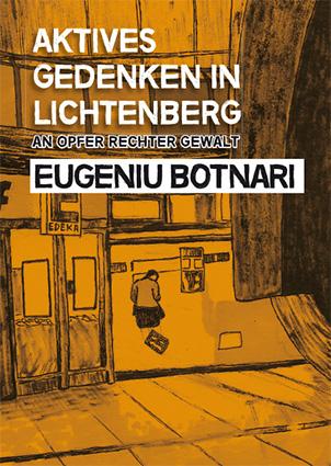 Broschüre Eugeniu Botnari